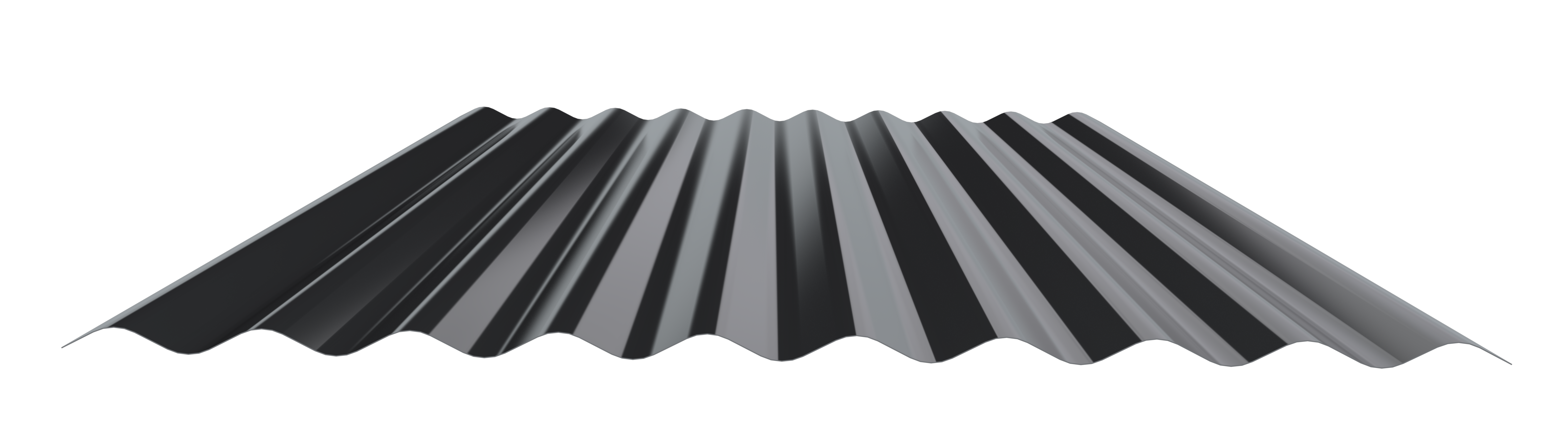 1 2 Corrugated Corrugated Metal Roofing Siding Amp Wall