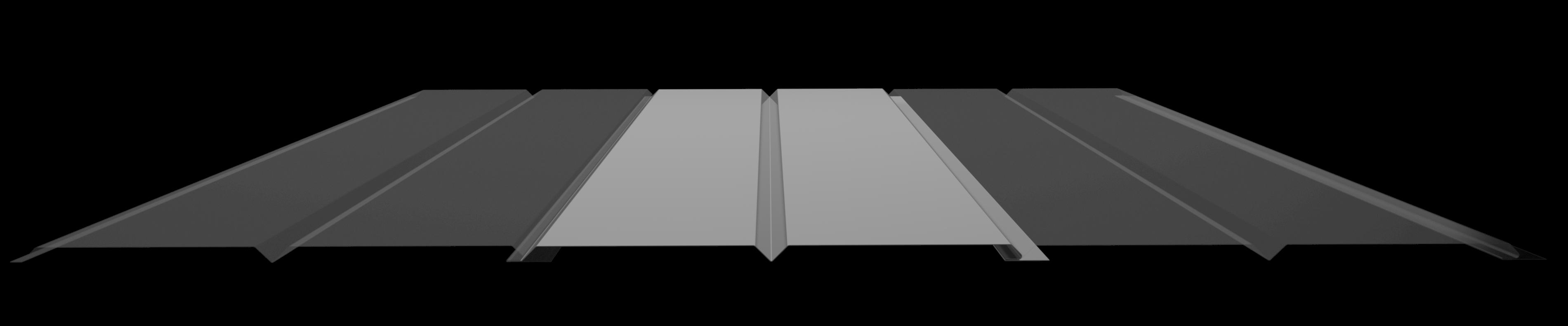 V Soffit Panel System Steel Soffit For Residential And