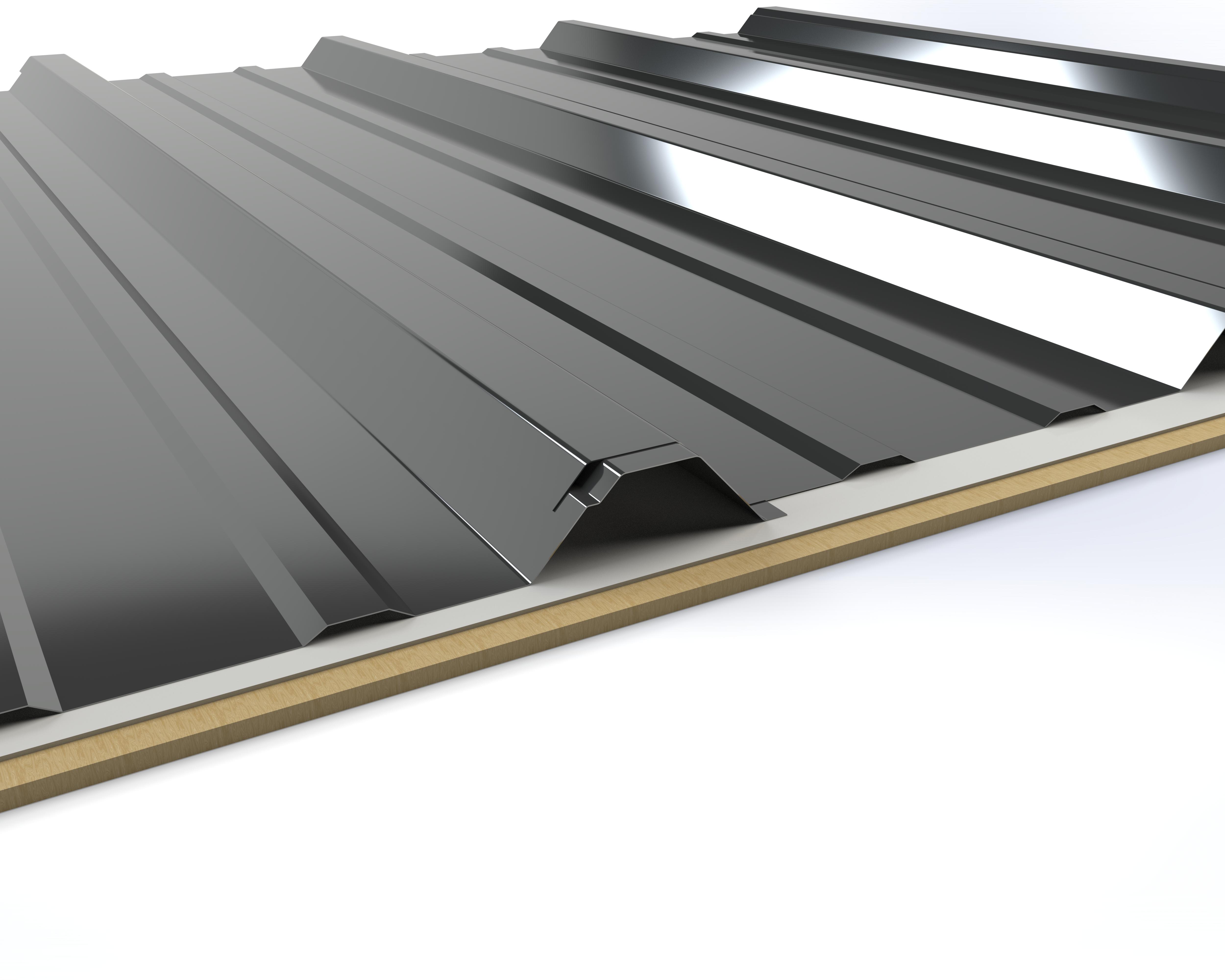 R Panel Purlin Bearing Rib Metal Panel By Bridger Steel