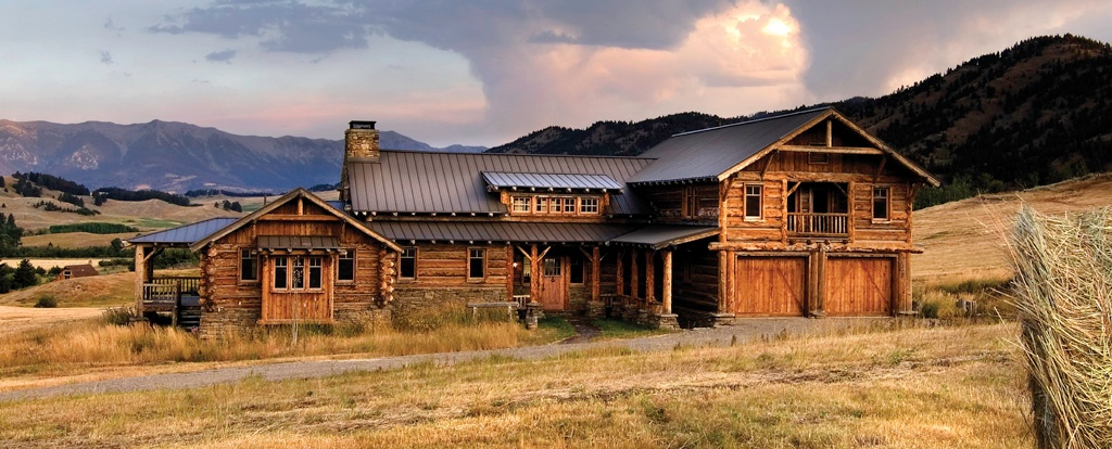 Weathered Copper Standing Seam Roofing
