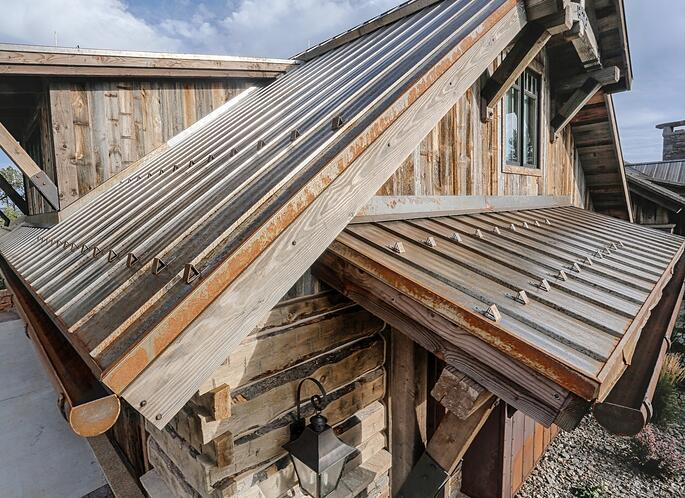 Standing Seam Metal Roofing For Residential And Commercial Use