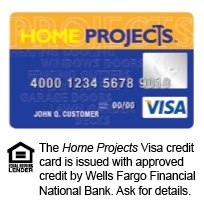 Home Projects Visa Credit Card