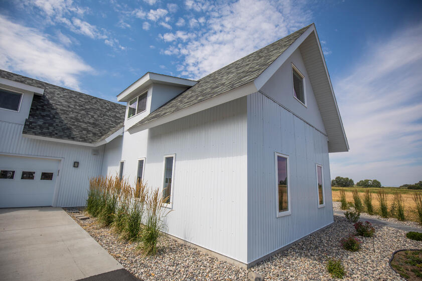 Modern Siding Roofing Residential And Commercial