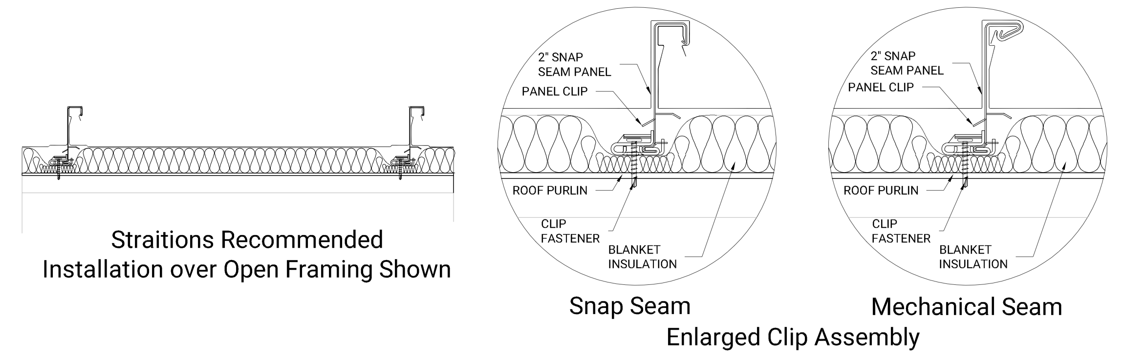 2in Snap Seam - Open Frame copy
