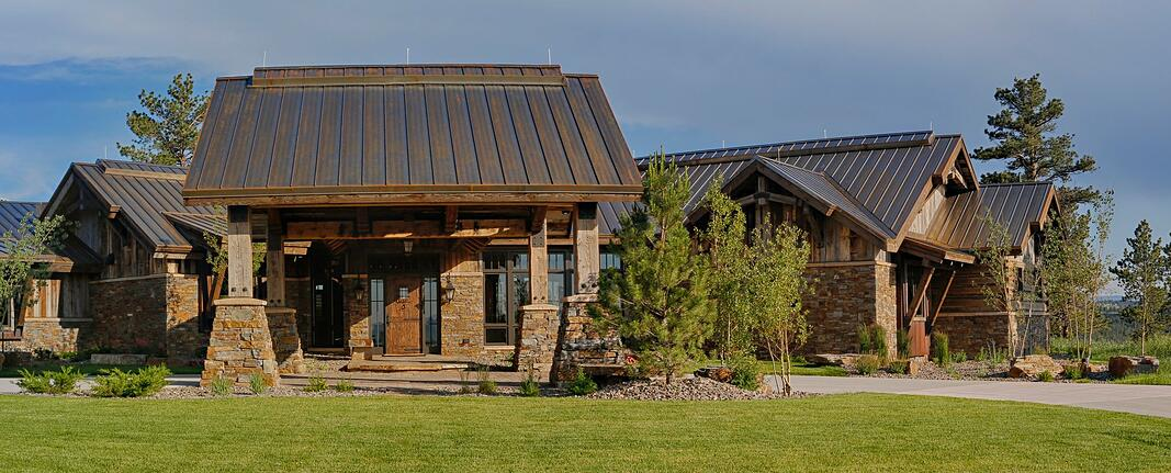 standing seam roof