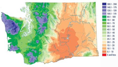 washington-state-climate-map