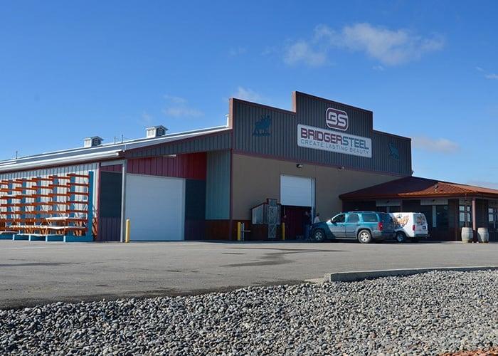 Montana Metal Panel Supplier Bridger Steel Montana Locations