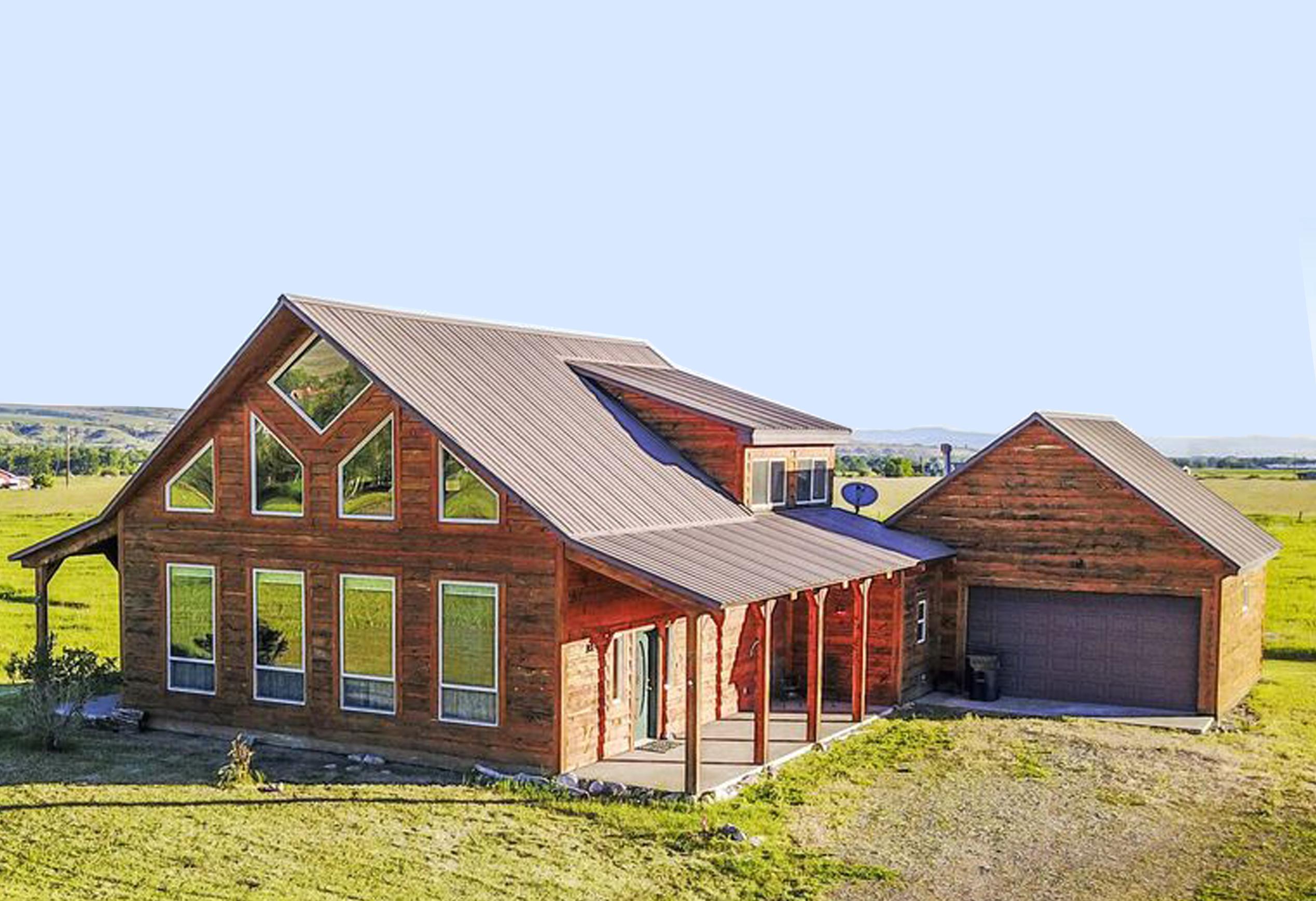 Delta Rib roof