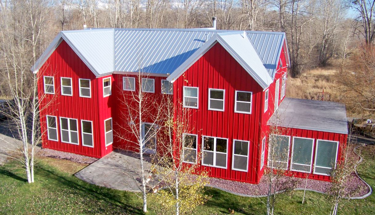 Galvanized Steel Roofing - Metal Roof