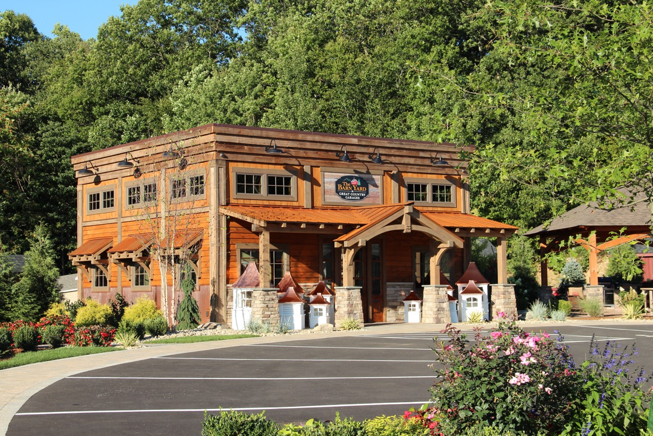 Project Highlight: Great Country Timber Frames in Connecticut