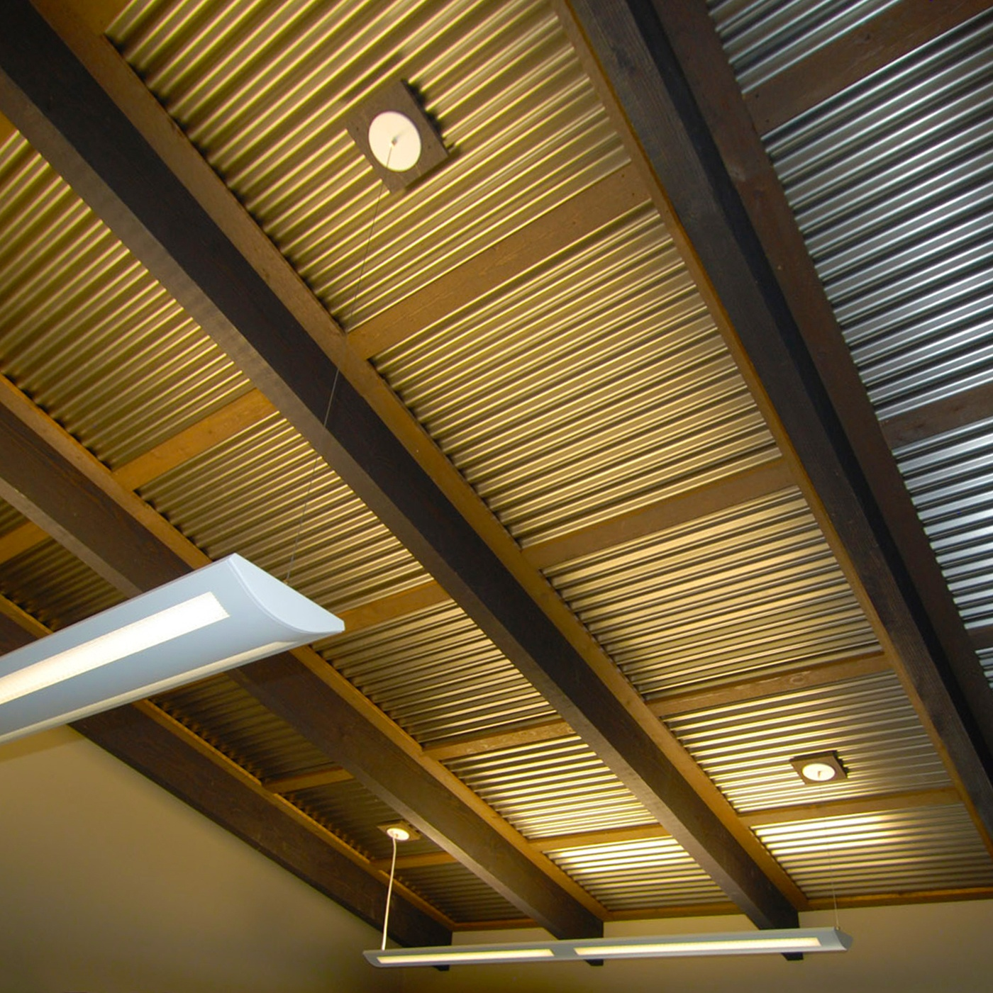 Metal Panel Systems For Roofing Siding And Interior Applications